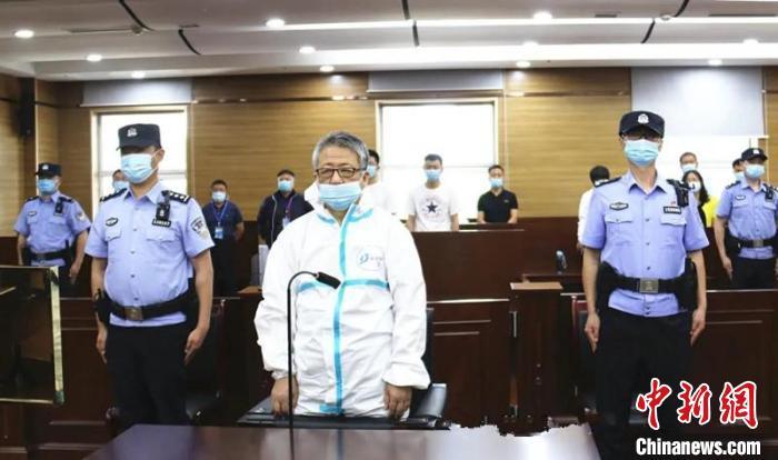 内蒙古正厅级官员张民获刑7年 曾任三地市法院院长
