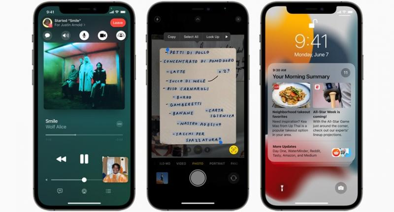 15楼财经 | 苹果发布iOS15:推出更多隐私控制选项