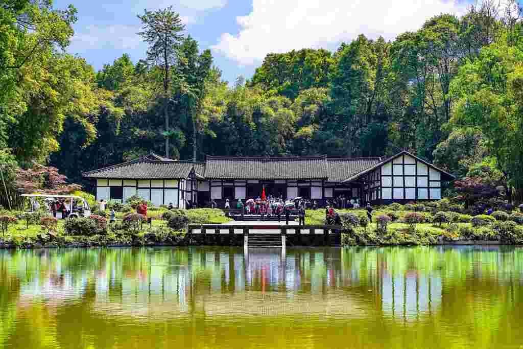 走进初心地·(1971-1980)邓小平故里旅游区丨这座三合院里走出了改变中国的伟人