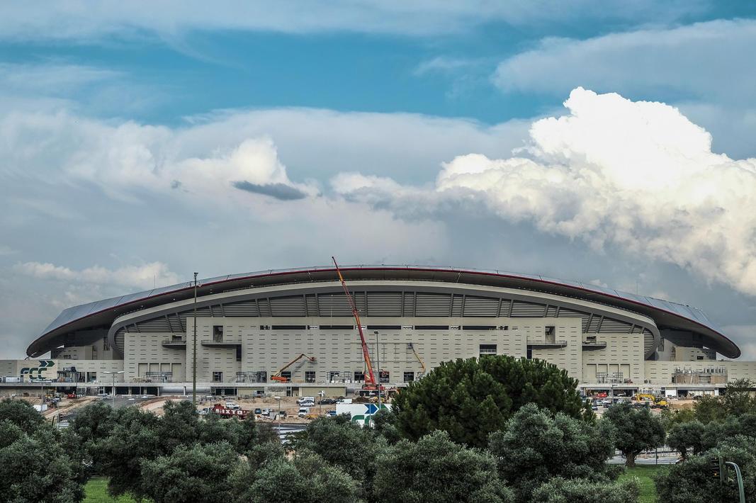 马卡:皇马或下赛季先借用万达大都会球场