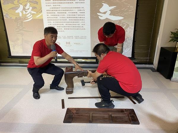 """非遗点亮生活 上海博物馆非遗代表性项目首次""""组团""""进社区"""
