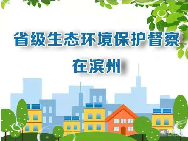 山东省第七生态环境保护督察组交办滨州市信访件及边督边改公开情况(第二十批)