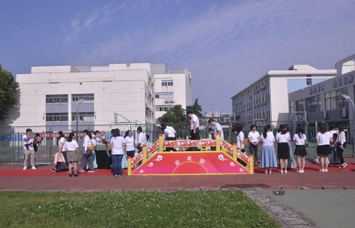 感恩师长 快乐成长——南京实验国际学校小学二部举办十岁成长礼