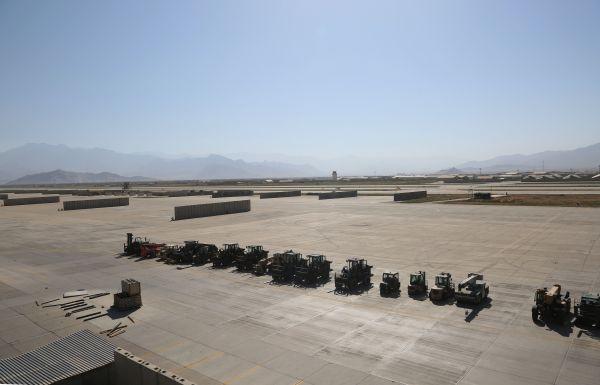 美军溜走 给阿富汗留下烂摊子