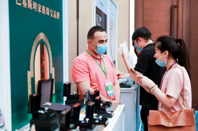 第四届进博会首场展前供需对接会在上海举办(央广网发 主办方供图)