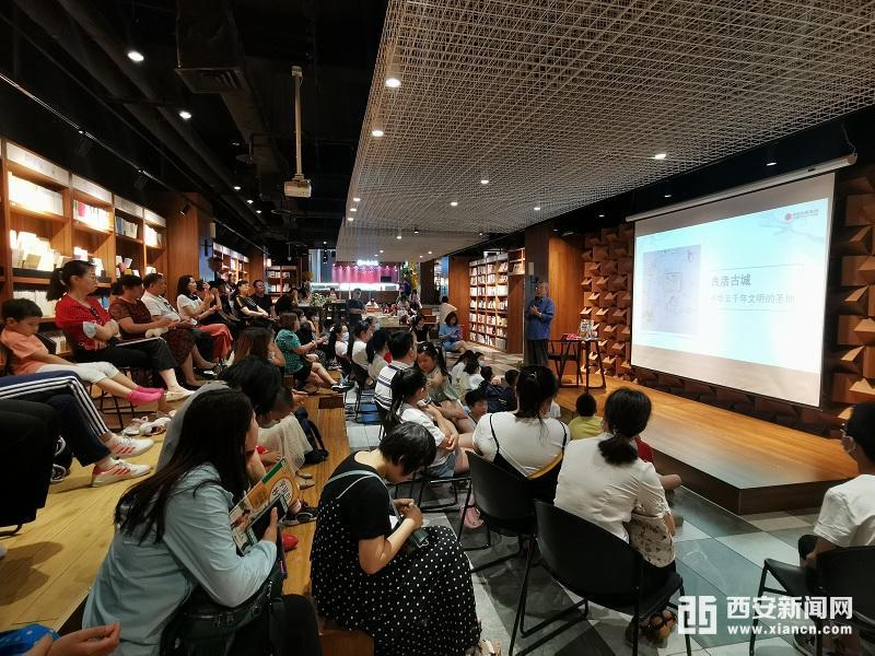 """81岁高龄中国国家博物馆第一代讲解员齐吉祥来古城为西安孩子讲""""历史"""""""