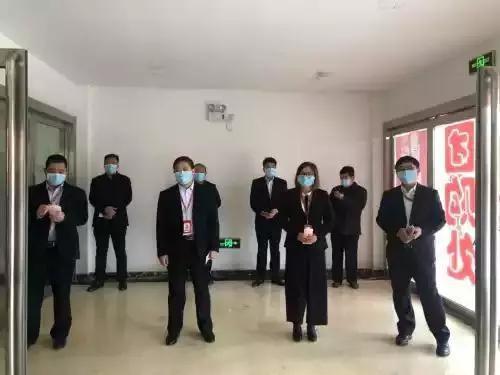 北京市属病院新冠肺炎防控获600万元专项党费支撑