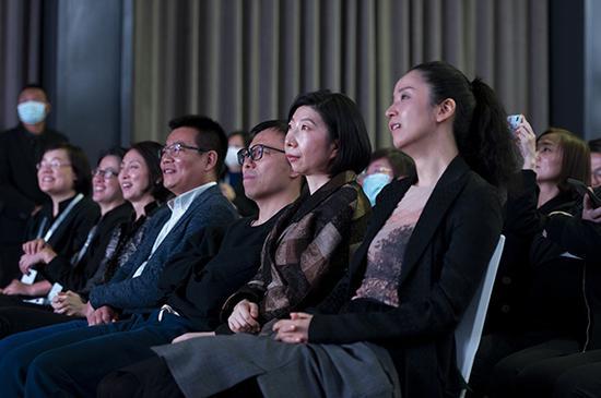 决名单入围者 摄影:杨明