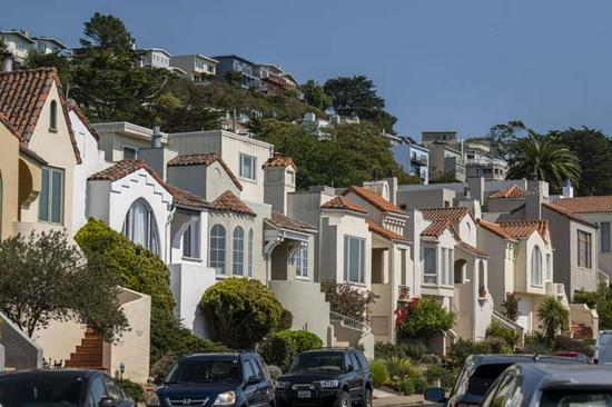 由于房价上涨,美国人存够首付所需时间延长一年
