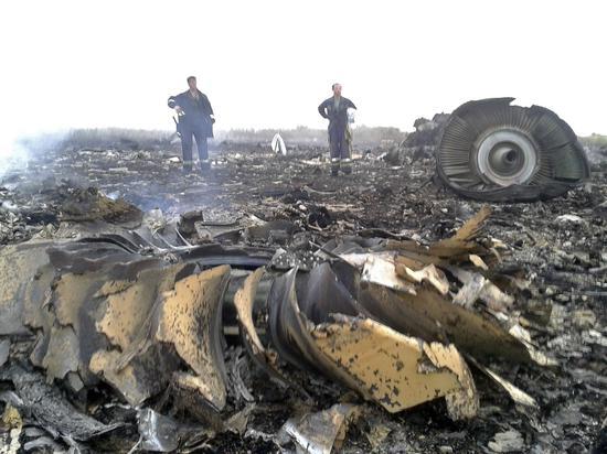 2014年,马航一架班机在乌克兰冲突地区上空被击落