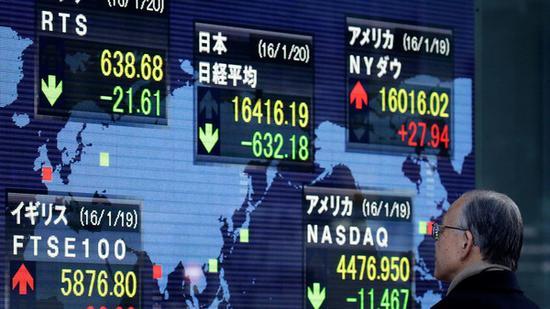 担忧情绪蔓延亚欧股市普跌从中长期看无需过度悲观_新浪财经_新浪网