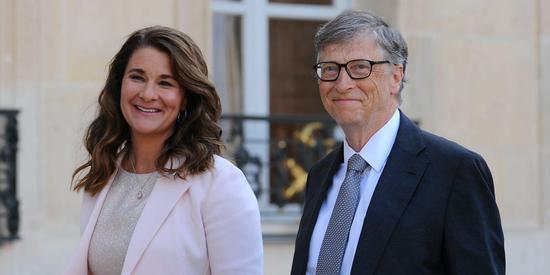 """传梅琳达曾雇人调查盖茨婚外情:这是""""公开的秘密"""""""