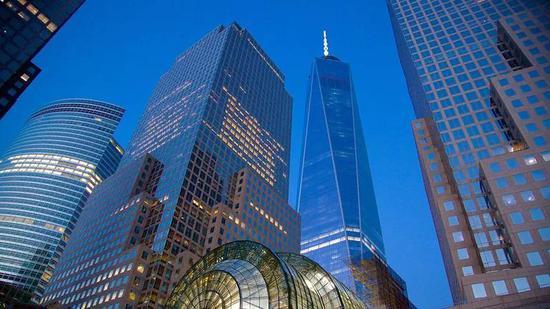 纽约蝉联全球最重要金融中心对伦敦