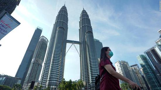 马来西亚自亚洲金融危机以来首次录得贸易逆差