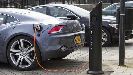英國預計2040年電動汽車保有量將達3000萬輛