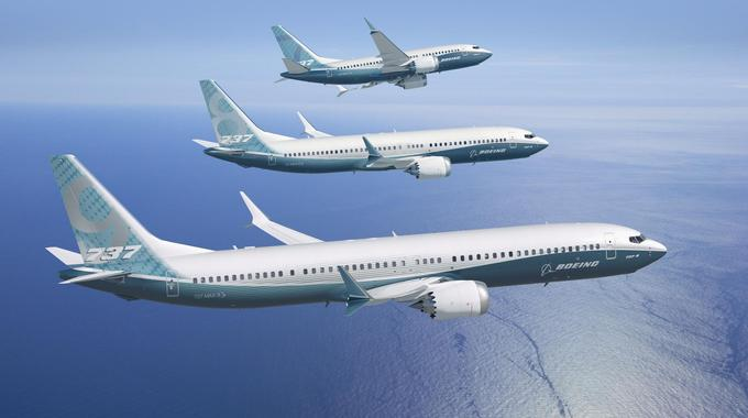 廈航訂購30架B737MAX飛機 機隊規模將翻番