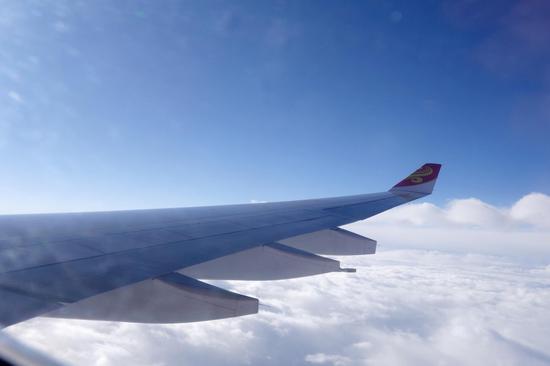郎朗為海南航空國際航線代言人,海南航空將于1月21日正式開通長沙=洛杉磯國際航線。
