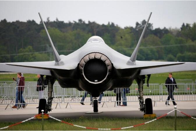 为土耳其制造的F-35也被卡在了亚利桑那州。(图:路透)