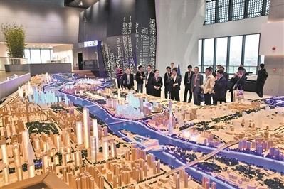 市中心或可乘高鐵直達香港