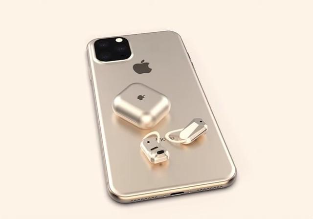 下一代iPhone+第三代AirPods谍照