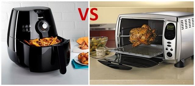 空气炸锅VS烤箱
