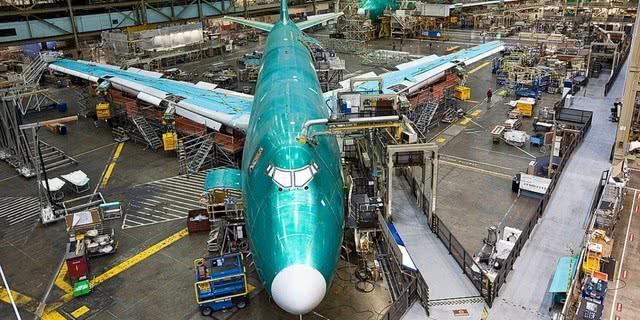 國產大飛機超車時刻到來 波音四月份收到0訂單