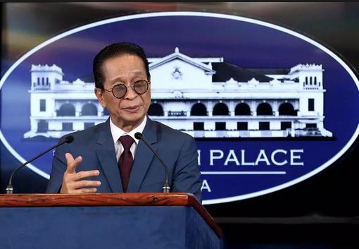 菲律宾总统发言人萨尔瓦多•帕内洛