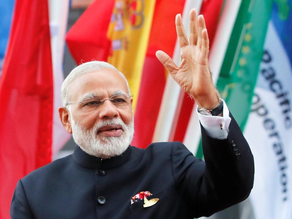 印度大选计票结果: 莫迪执政联盟赢得过半席位_法国新闻_法国中文网