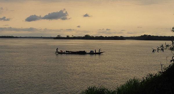 刚果(金)突发沉船事故致30死。(图源:俄罗斯卫星通讯社)