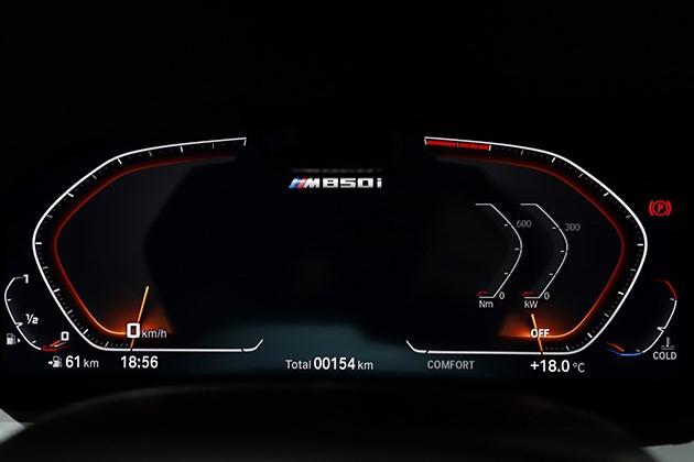 3.6秒破百 寶馬8系有望6月28日國內上市