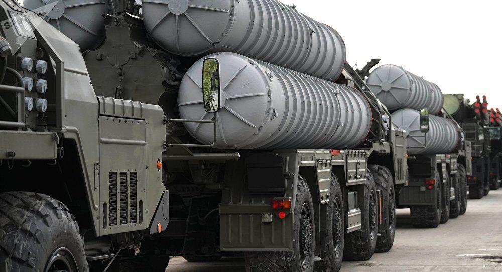 俄制S-400防空导弹系统