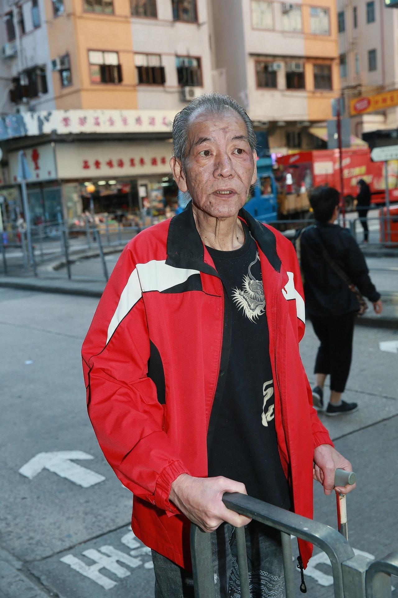 李兆基(图片来源:香港01)