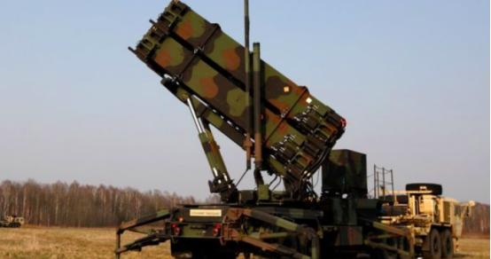 """美国""""爱国者""""导弹系统(来源:GETTY IMAGES)"""