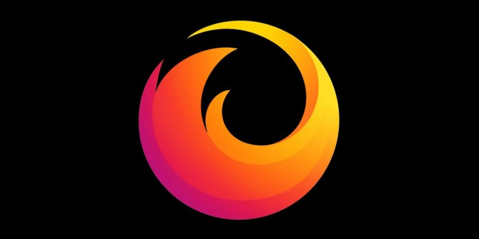 ▲ 2018年Mozilla曾提出的Firefox LOGO设计
