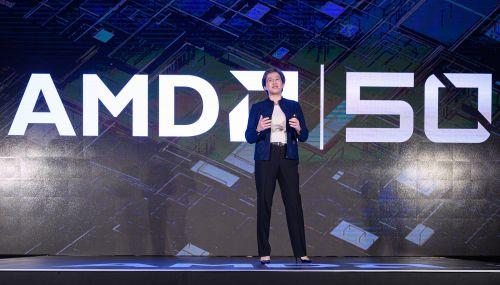 AMD苏姿丰:专注产品、持续创新是未来致胜法宝