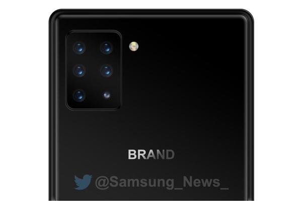 索尼全新手机曝光:竟后置六摄像头?