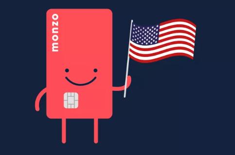 """英国移动银行Monzo在美国推出""""未来银行"""" 这是什么?"""