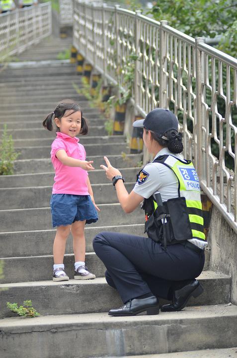 资料图:韩国女警(《首尔经济》)