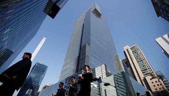 韩国首尔三星公司总部 图片来源:视觉中国