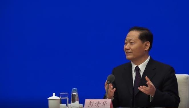 中共四川省委①书记、四川省人大常委会【主任彭清华(刘亮 摄)