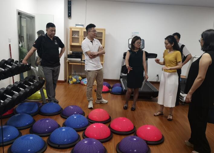 """廣東2019年特奧""""健康社區""""項目交流研討活動在廣州舉辦"""