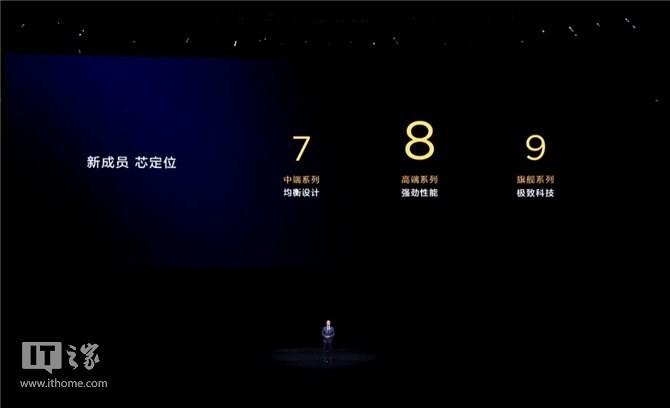 华为发布第一款8系列高端芯片:麒麟810