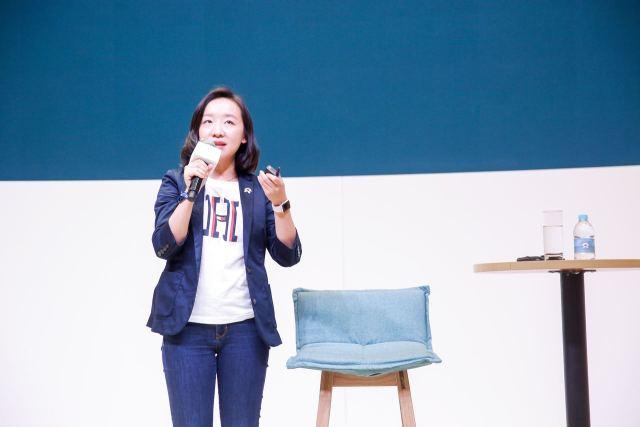 蔚来软件发展(中国)副总裁庄莉