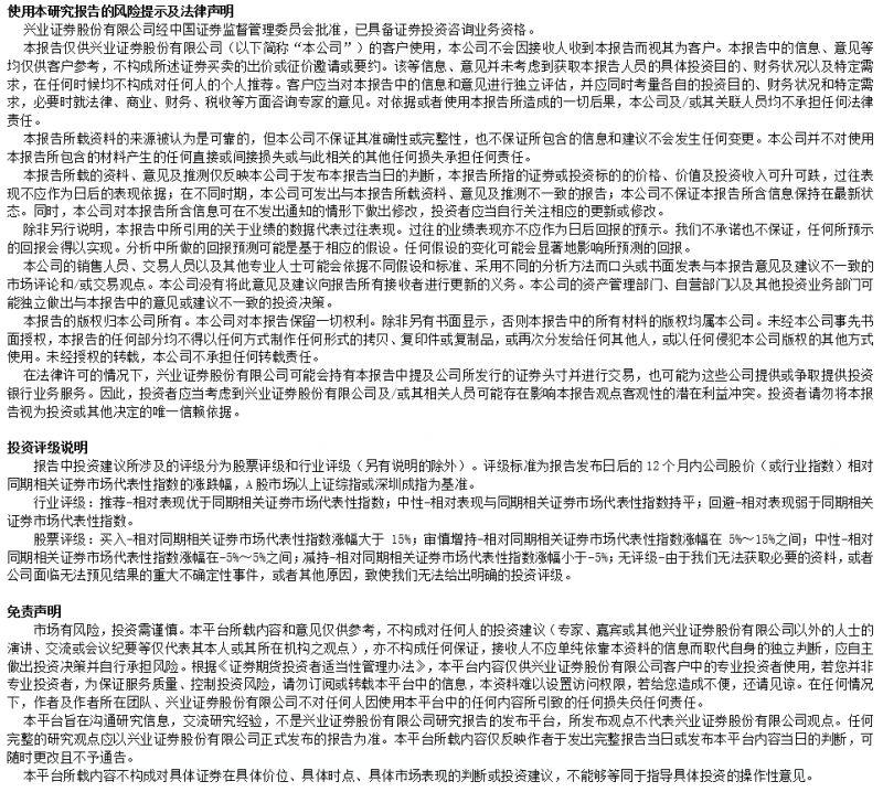 【興業金工于明明徐寅團隊】水晶球20190630:短期限波動加劇,需警惕市場下行風險
