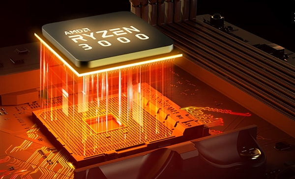 锐龙5 3600X今日上架开启预售:单核压制i9-9900K