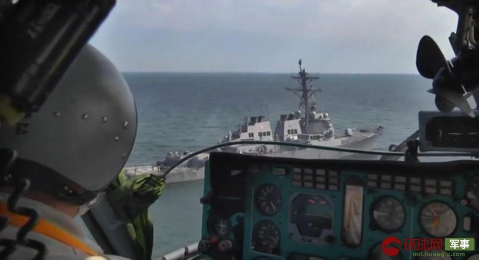 美军舰在克里米亚附近演习 ?#33539;?></a><p><a href=