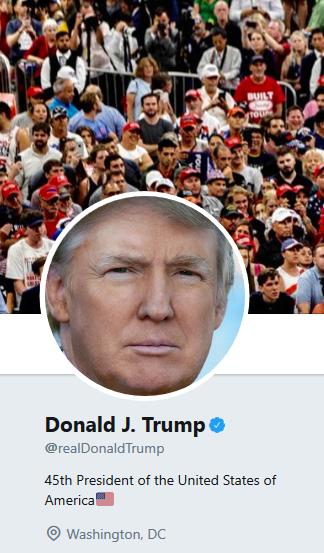 特朗普Twitter屏蔽批评者被告 美国法院称其违法