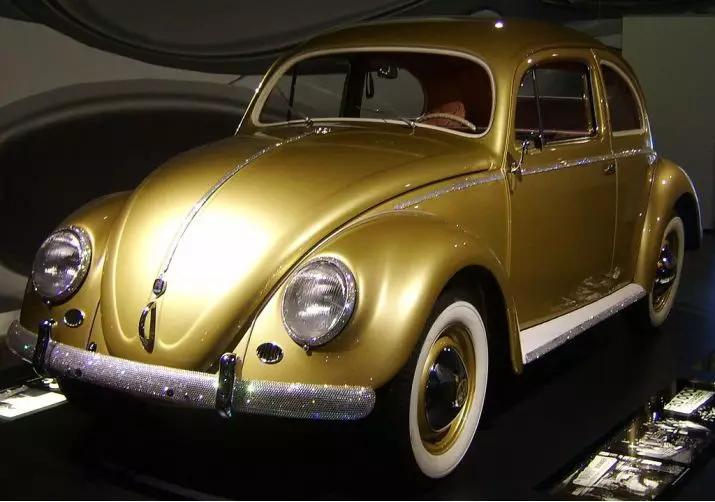 甲壳虫第一代车型图片来源:维基百科