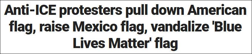 """特朗普""""预告""""将搜捕无证移民 人们这样抗议"""