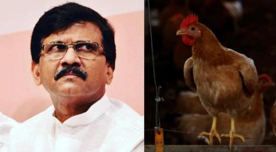 桑贾伊•劳特请求将鸡肉与鸡蛋列为素食 图源:《今日印度》